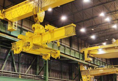 Loko Logistikkomponenten ist ein anerkannter Lieferant für Schweißkonstruktionen